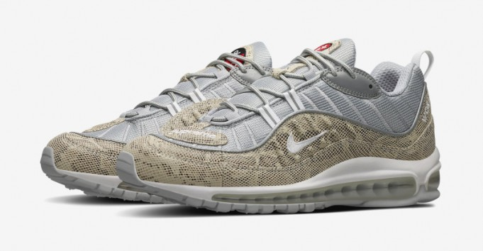 The Supreme x Nike Air Max 98 Collection Will Drop Again