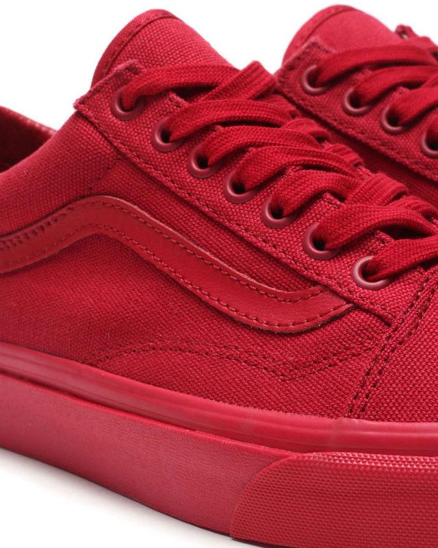 The Vans Old Skool Crimson Is Now Up