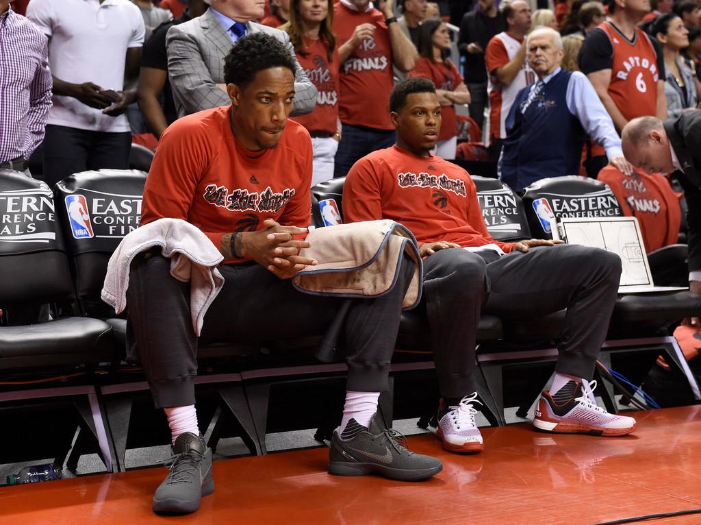 size 40 40dc4 f03bb NBA Kicks On Fire  DeMar DeRozan Double Dips With The Nike Kobe Black Mamba  Pack
