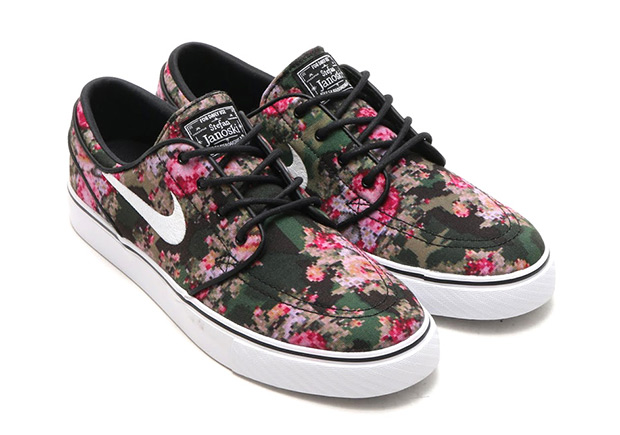 new arrival 8c821 bf914 Are You Ready For The Release Of The Nike SB Stefan Janoski Floral Digi -Camo