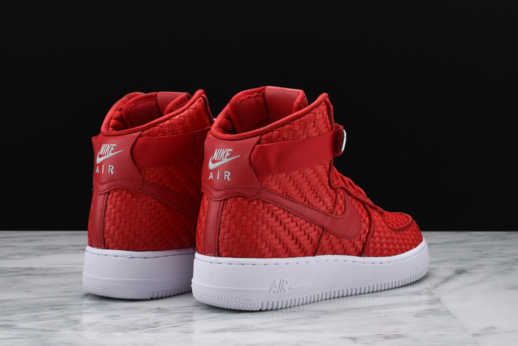 Red Air Force Is Gym 1 Here Woven A u13KJTFlc