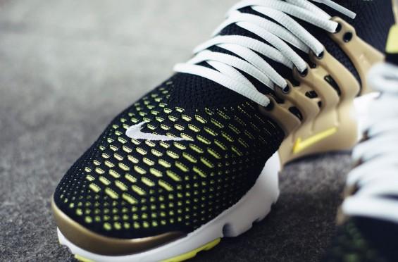 Nike Air Presto Flyknit Ultra Gold 3