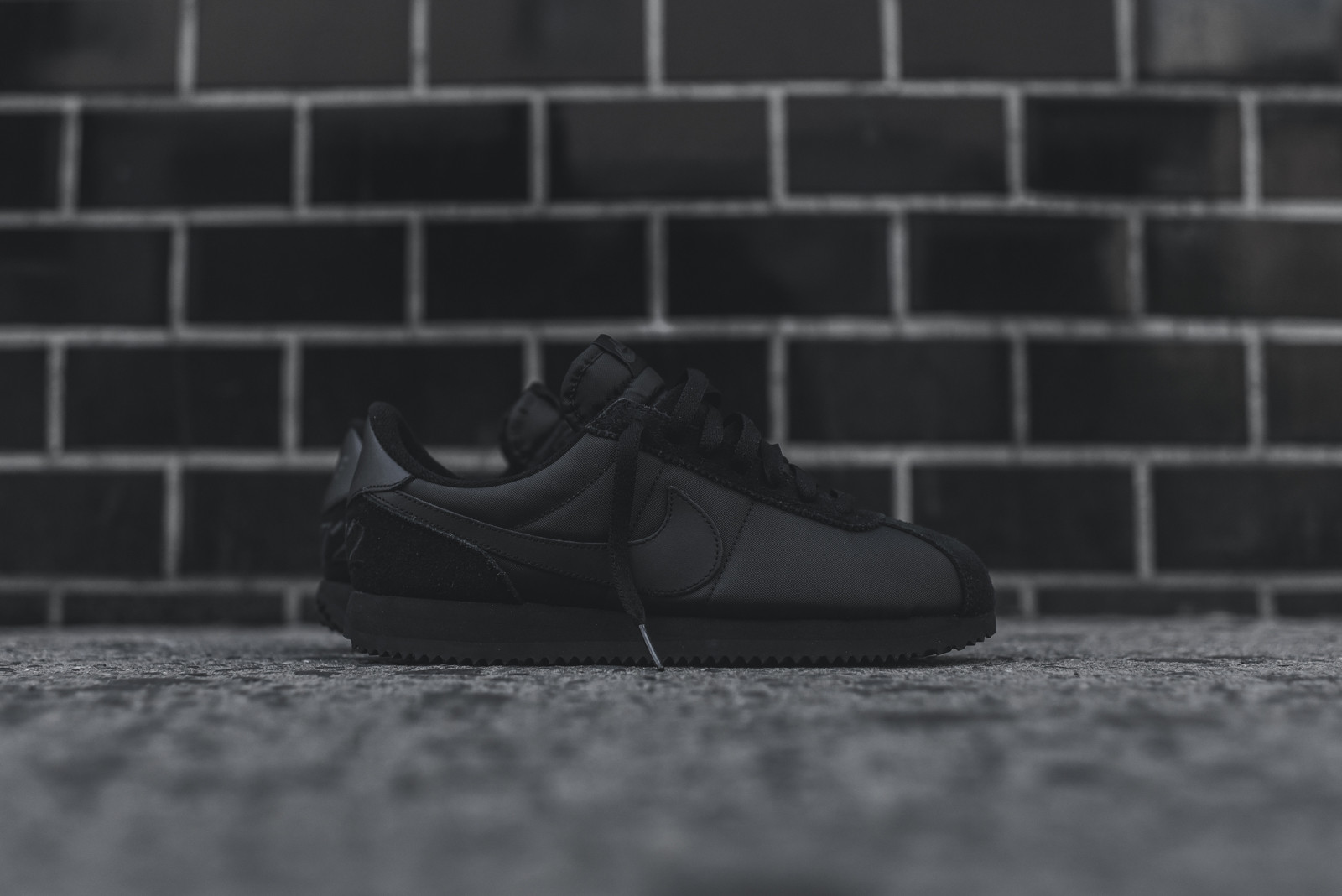 quality design eaf7f 736c1 Who Picked Up The Nike Cortez 1972 Triple Black ...