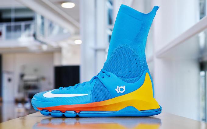 sale retailer 57725 e8fc9 Another Nike KD 8 Elite PE In Powder Blue