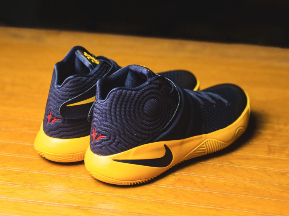 separation shoes e2706 150ce The Nike Kyrie 2 Cavs Is Now Available • KicksOnFire.com