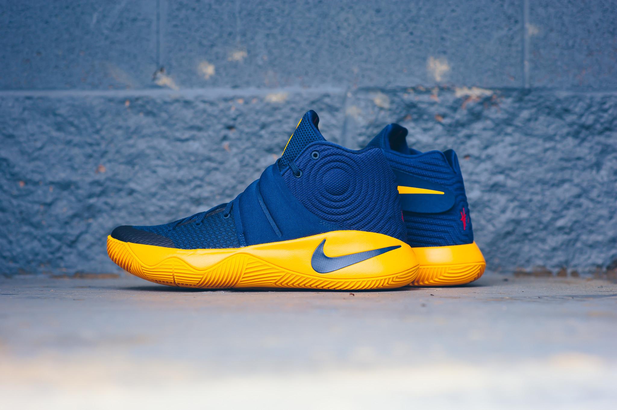 new style b5a0a 306a2 The Nike Kyrie 2 Cavs Drops Next Week • KicksOnFire.com