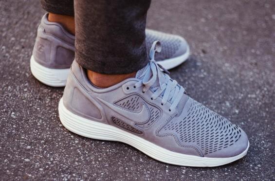 Nike Lunar Flow LSR PRM Grey 1