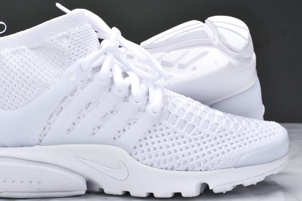The Ladies Can Also Grab The Triple White Nike Air Presto ...