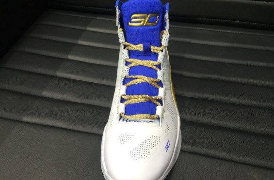 Under Armour Curry 2 Two Rings 5