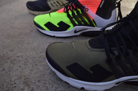 ACRONYM x Nike Air Presto 3