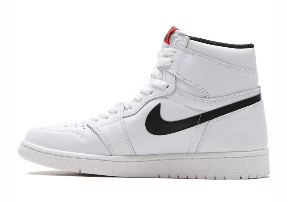 uk availability be70e 8291a Air Jordan 1 Retro High OG Premium Essentials White (Yin ...