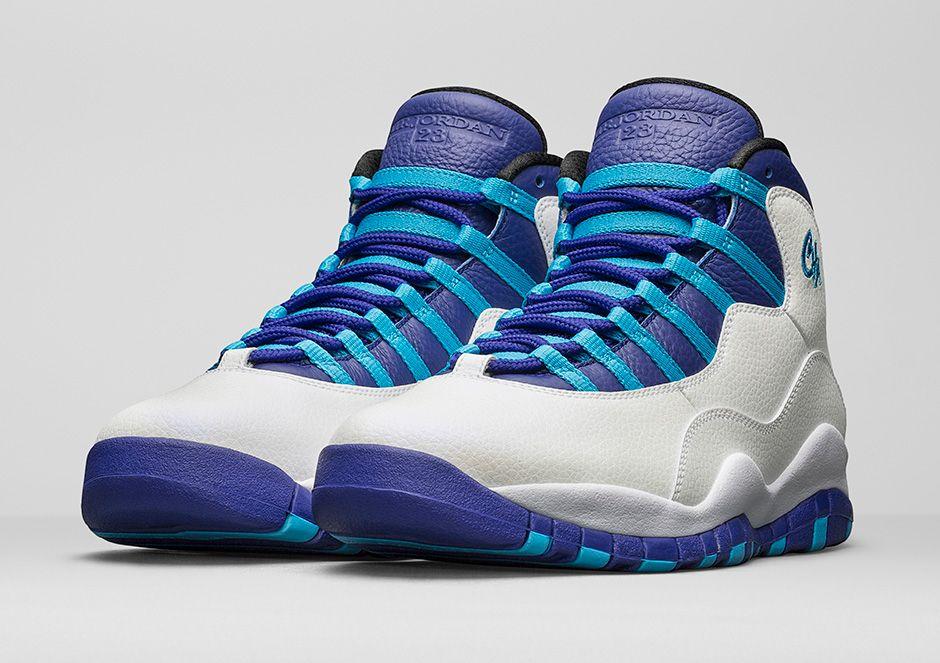 on sale 30388 c6652 Air Jordan 10 Charlotte • KicksOnFire.com