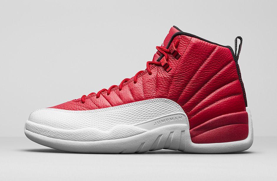 fuga Identidad ensillar  More Official Images Of The Air Jordan 12 Gym Red (Alternate) •  KicksOnFire.com