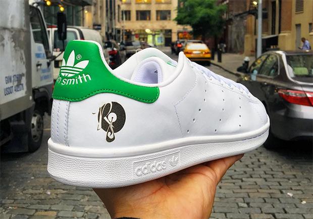 huge discount ca333 be1ec Jay-Z and Fat Joe Will Wear Custom adidas Originals Stan ...