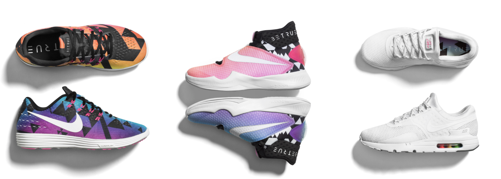 new style 11f1c 64849 The 2016 Nike Be True Collection Is Now Available