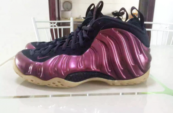 best cheap 203af 2f239 Nike Air Foamposite One Maroon • KicksOnFire.com