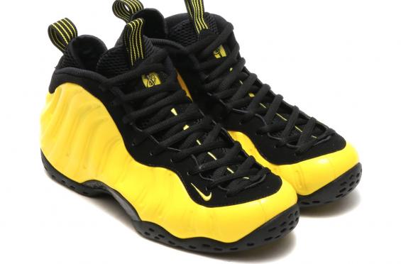 Launch Alert: Nike Air Foamposite One Triple Black YCMC ...