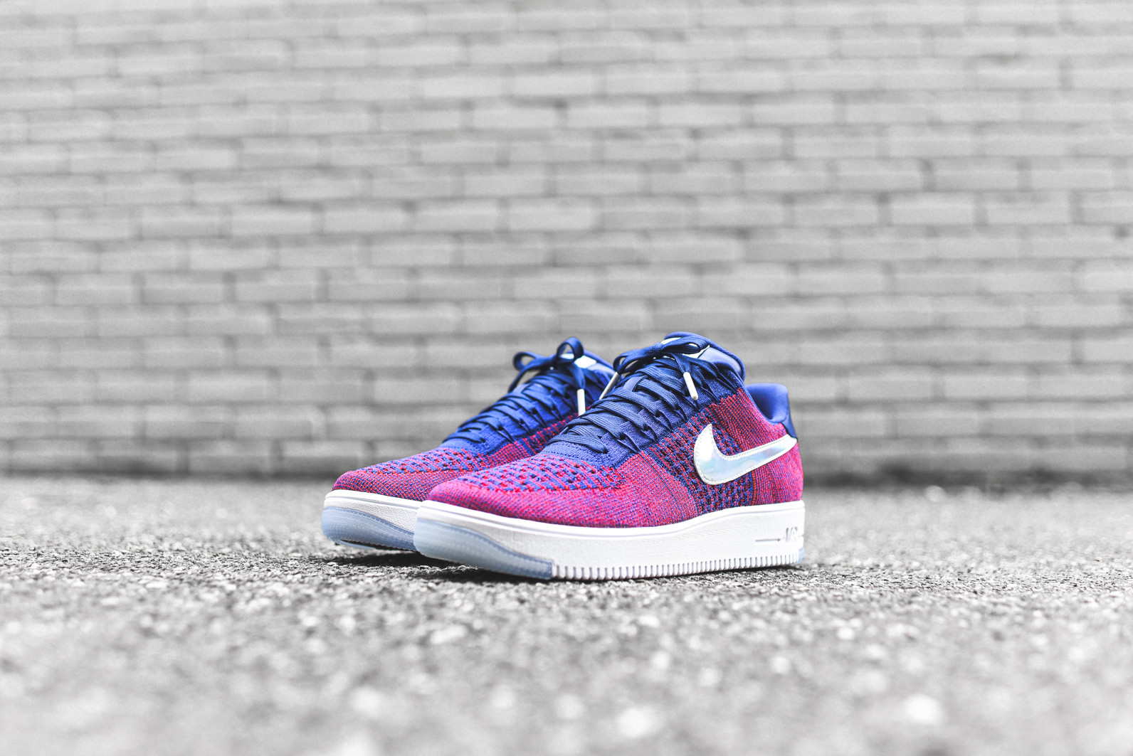 purchase cheap 30a26 a3dcc KITH Has A Special Version Of The Nike Air Force 1 Ultra Flyknit Low USA