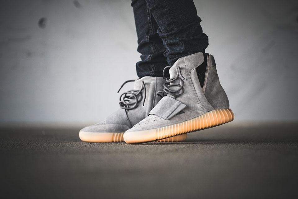 adidas Yeezy Boost 750 Grey Gum