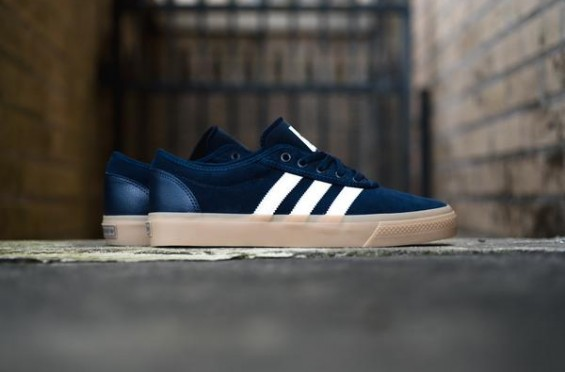 The adidas Adi ease Rocks The Navy And