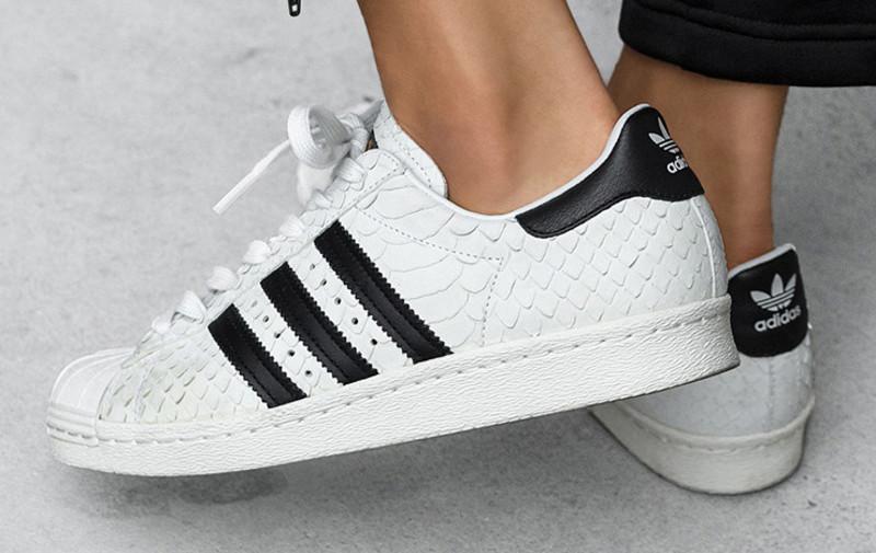acheter populaire 5f3e7 9f645 An Up Close Look At The Women's adidas Originals Superstar ...