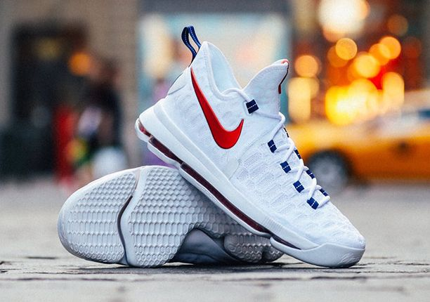 detailed look 63eec 921cd The Nike KD 9 Premiere Dropped In NYC Today Way Before The ...