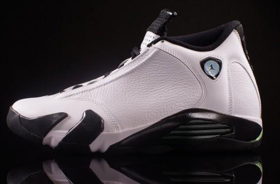 Air Jordan 14 Oxidized Green 1