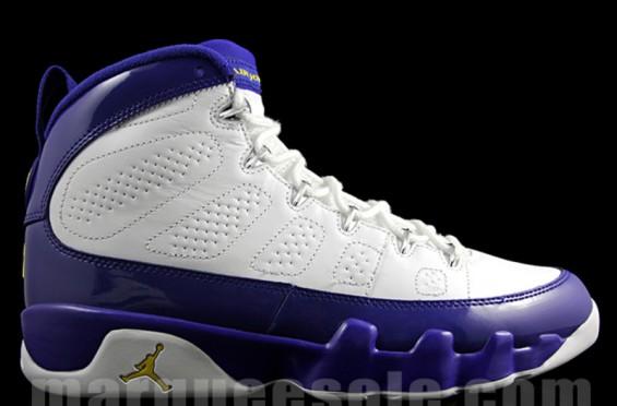 Air Jordan 9 Kobe 1