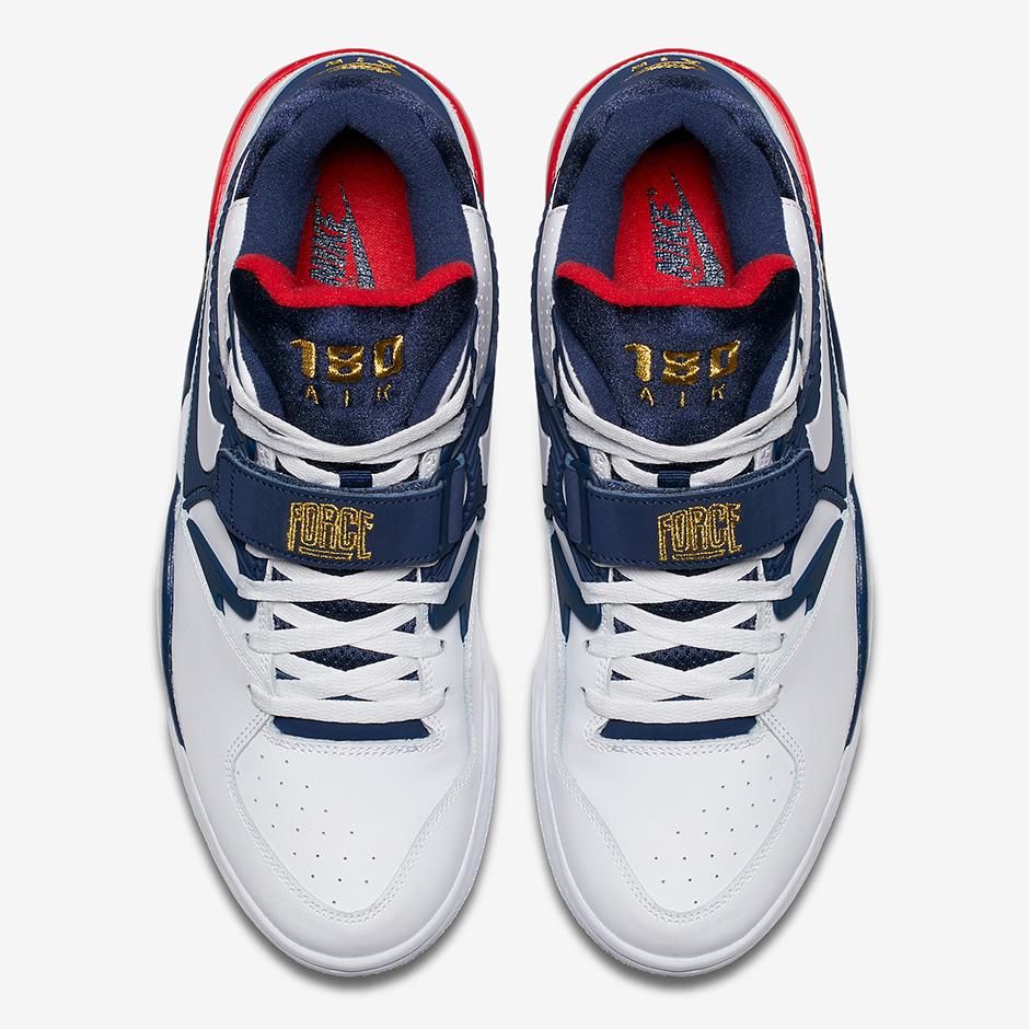 Olympic Charles Released Barkley Nike This Sneaker Just ZuXwOPTik