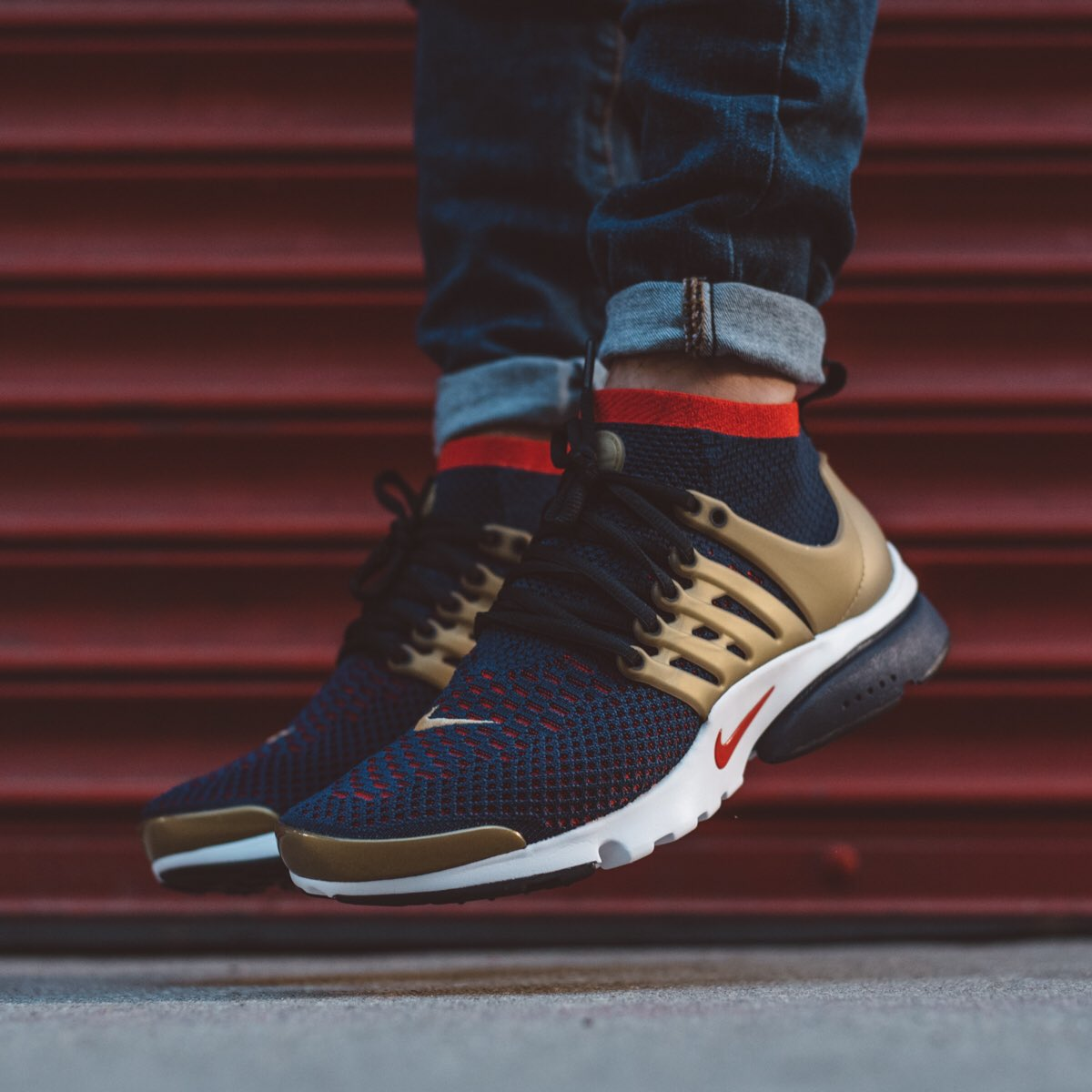 the latest 6315f 698bd Here's An On-Feet Look At The Nike Air Presto Ultra Flyknit ...