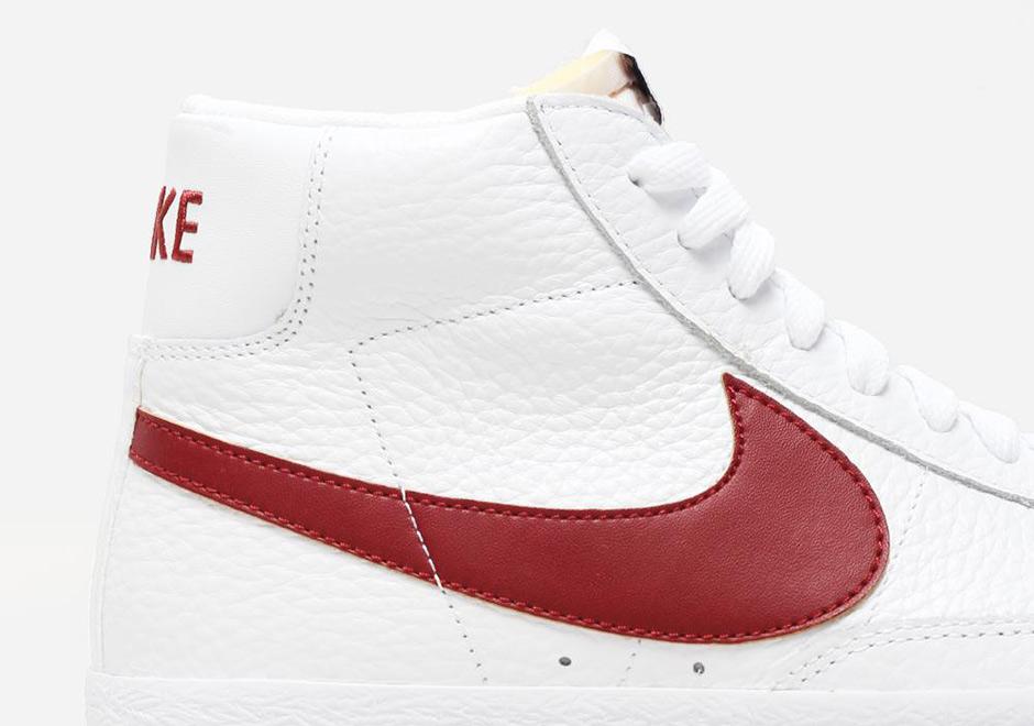 Nike Blazer Mid OG White / Red Is Making A Return ...