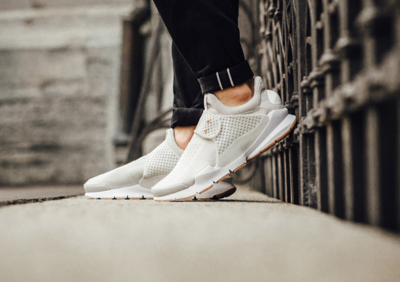best sneakers ccdba 17fa5 The Nike Sock Dart Light Bone Gum Is Now Available ...