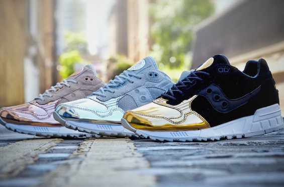 Offspring x Saucony Shadow 5000 Medal Pack 1