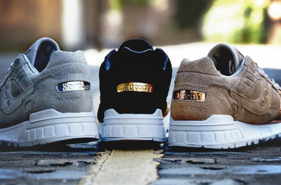 Offspring x Saucony Shadow 5000 Medal Pack 2