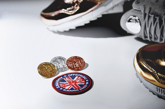 Offspring x Saucony Shadow 5000 Medal Pack 3
