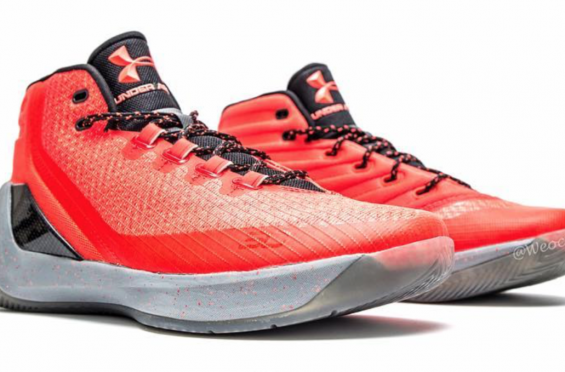 Under Armour Curry Three 1
