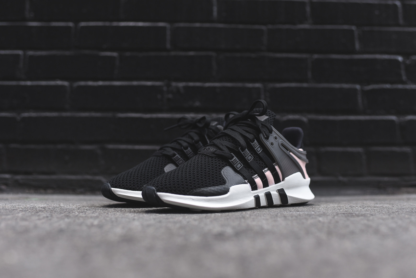 554937f5 The Women's adidas EQT Support ADV Clear Pink Is Now Available ...