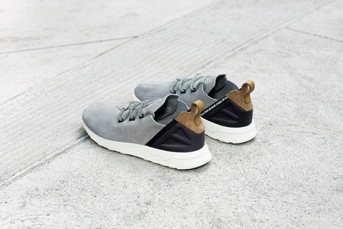 The Yeezy Inspired adidas ZX Flux ADV X Receives Suede