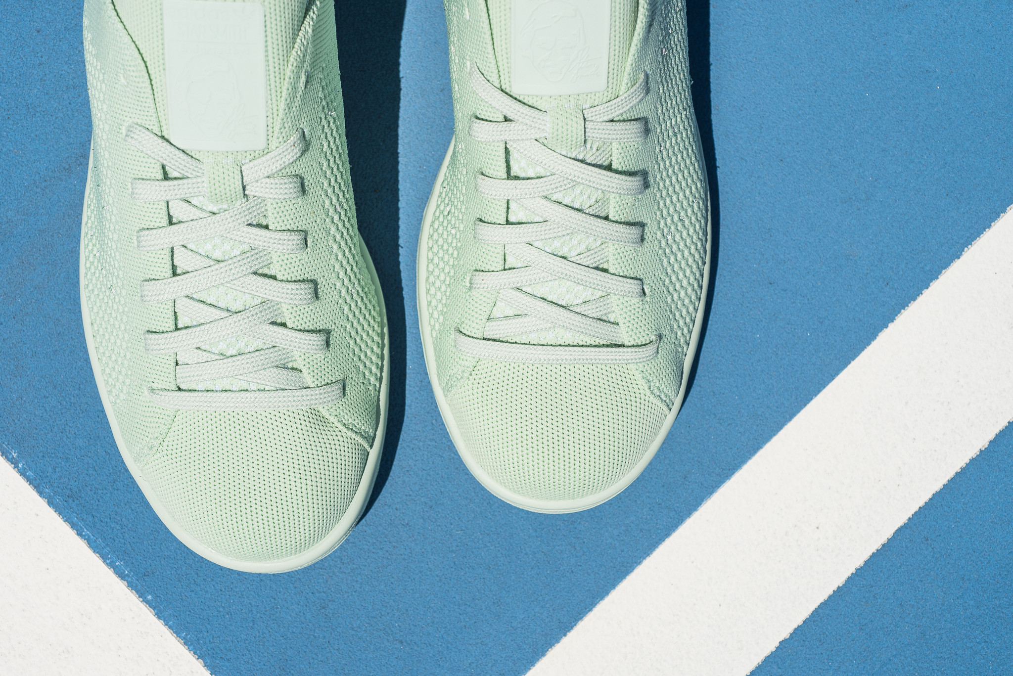 low priced 8f963 618f7 Summer Ready: The adidas Originals Stan Smith Primeknit ...