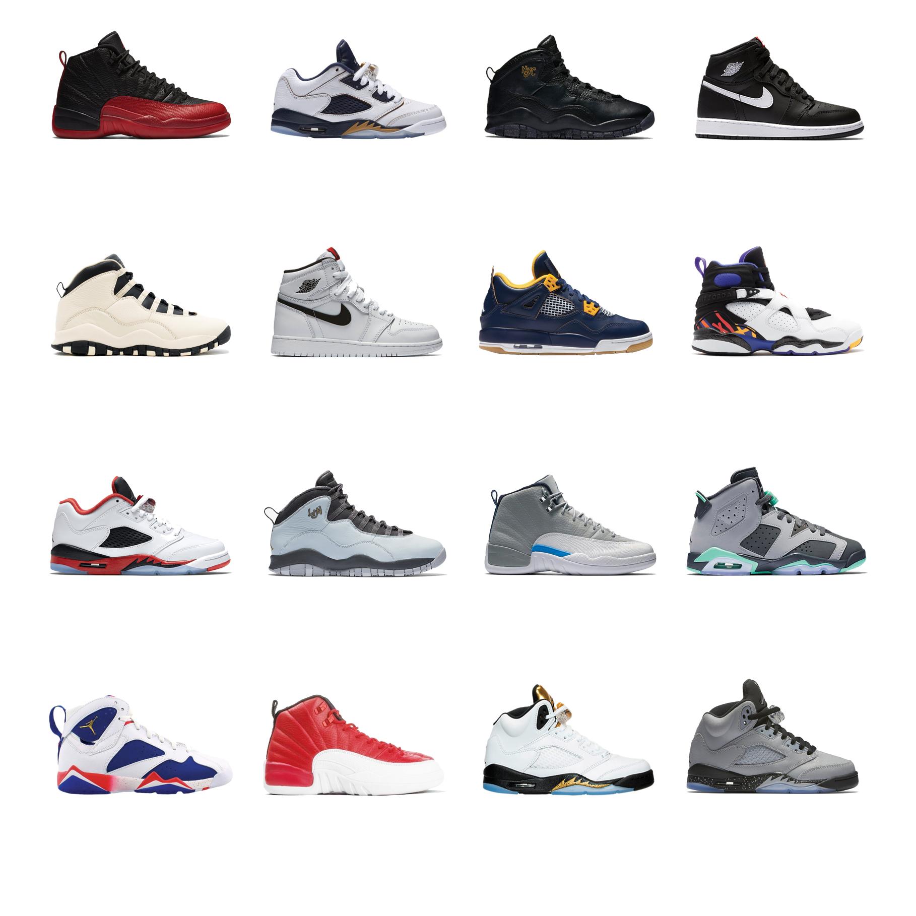 16 Air Jordan GS WAY Below Retail (Up