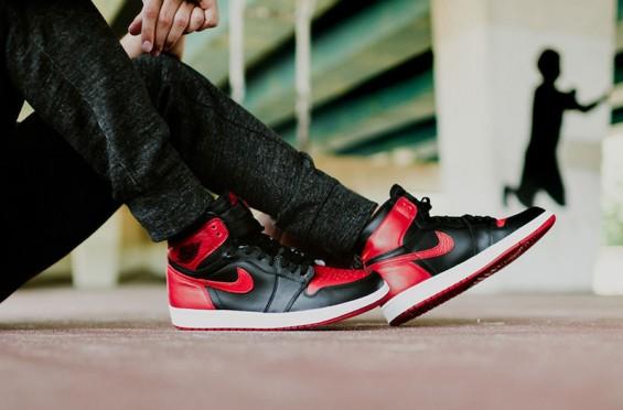 online store 348ab 35598 Air Jordan 1 High OG Bred (2016) • KicksOnFire.com