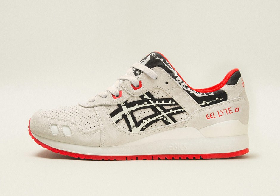 best service f67f0 e5073 The Titolo x Asics Gel Lyte 3 Albino Papercut Sample Will Be ...