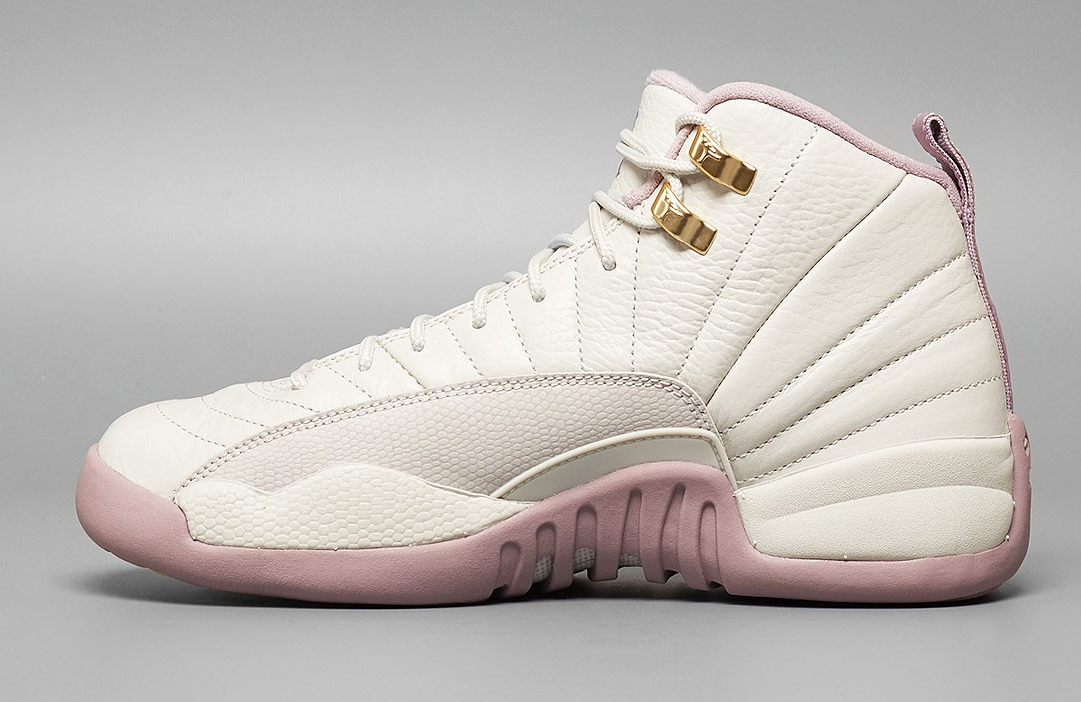 official photos 65d52 32678 The Air Jordan 12 GS Plum Fog Drops This Weekend ...