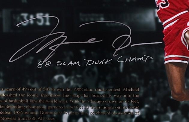 pas cher pour réduction 02661 76d93 The Fine Print: How Michael Jordan's Autograph Changed ...