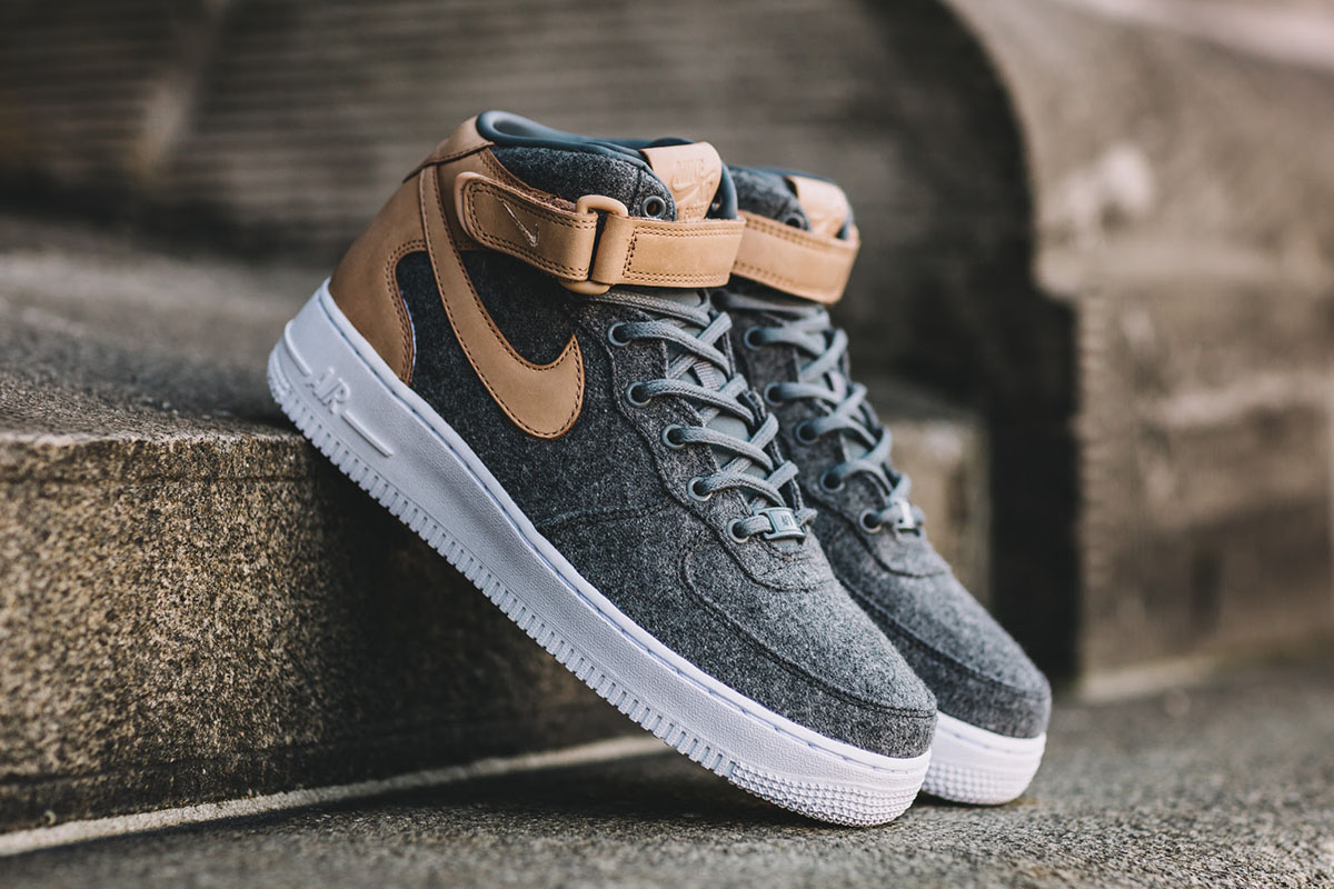 nike air force one 1 mid