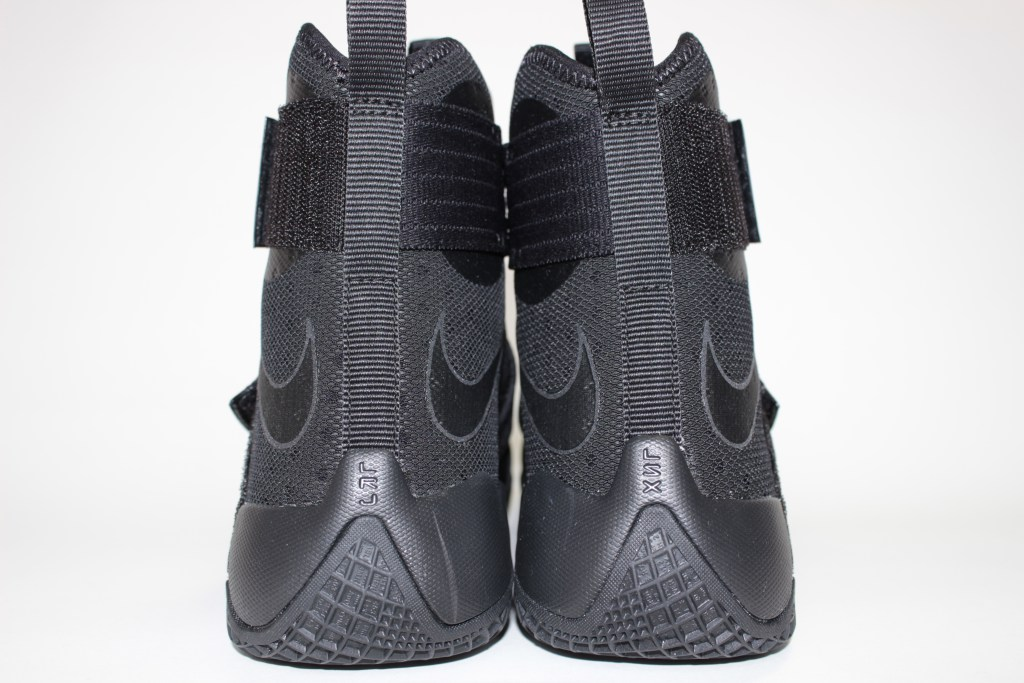 separation shoes f74af 7d20e The Nike LeBron Zoom Soldier 10 Black Space Is Releasing ...