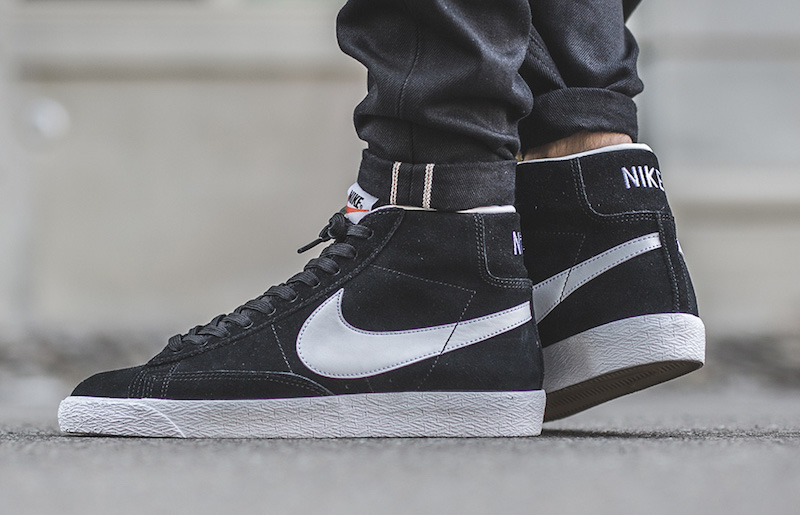 pretty nice 37797 78fdf Nike continues to give us new colorways of the classic Blazer silhouette  whether they re dressed up for Halloween or with a new lace-less look.