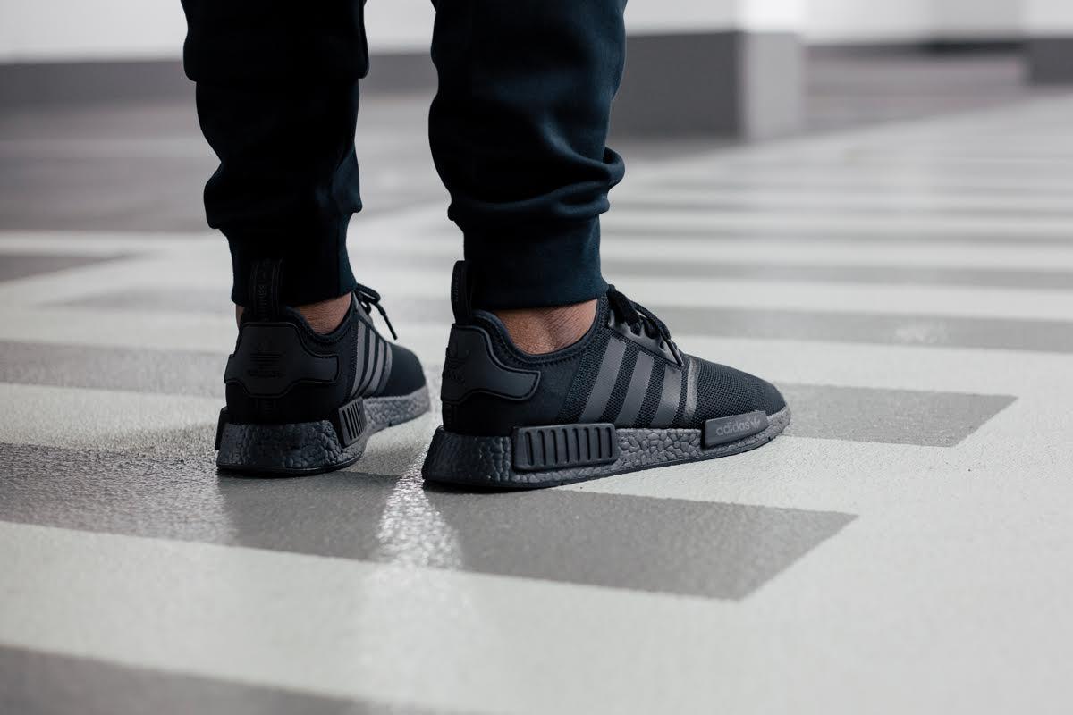 popularne sklepy najlepszy wybór taniej Is The adidas NMD_R1 Triple Black Your Choice For The ...