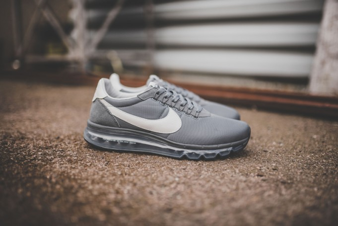 Cool Grey Colors The Latest fragment design x Nike Air Max