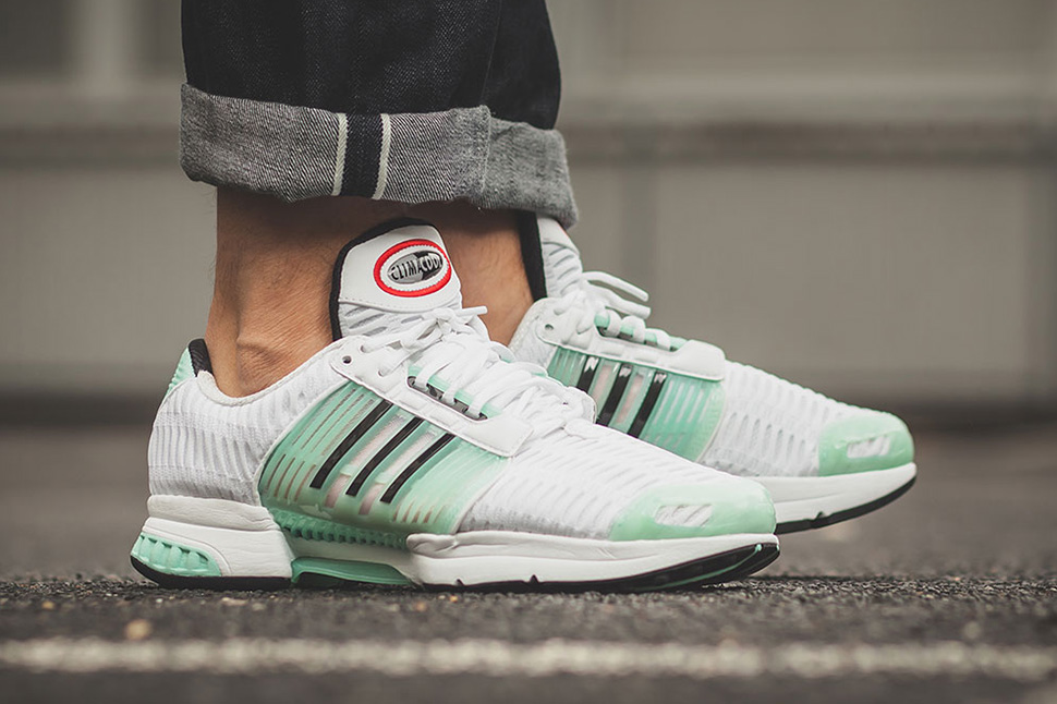 Ice Green Highlights The Latest adidas Climacool 1